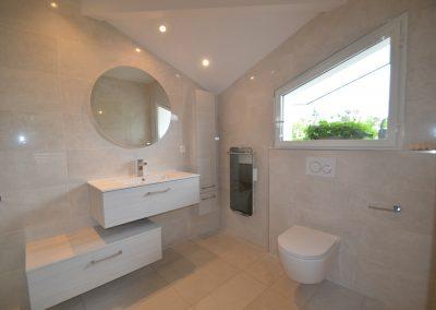 Rénovation complète de salle de bains 2